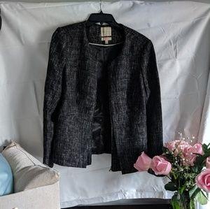 Euc Limited black grey jacket